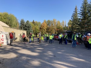 Fall Highway Cleanup